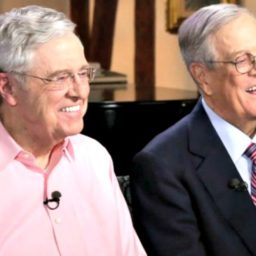 Billionaire Kochs: Shutdown Is 'Golden Opportunity' for Amnesty for Illegals