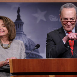 Chuck Schumer on Shutdown Deal: Democrats Still 'Firmly Against the Wall'