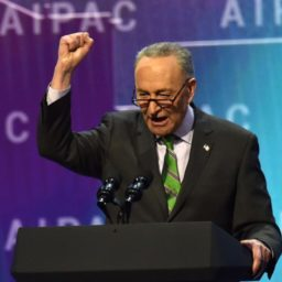 Chuck Schumer, Self-Appointed 'Guardian' of Israel, Whips Against Pro-Israel Bill in Senate