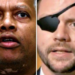 Dan Crenshaw Slams Hank Johnson for Insulting Trump Voters: 'Cowardly'