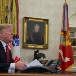 Donald Trump Plans Prime-time White House Address on Border Security