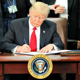 Donald Trump Signs Bill Ending Longest Government Shutdown in History