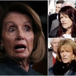 Exclusive–Angel Moms on Storming Pelosi's Office: She 'Couldn't Even Fake' Acknowledge Our Loved Ones