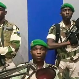 Gabon Suppresses Military Coup as Trump Deploys U.S. Troops There