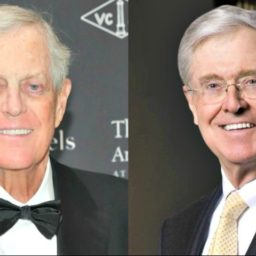 Globalist Kochs Keep Access to White House Despite Opposition to Trump