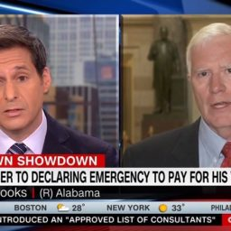 GOP Rep. Brooks, CNN's Berman Clash Over Border Security — 'How Many Dead People Do You Have to Have, John?'
