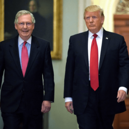 GOP Senators on Border Wall Panel Keep McConnell, Trump in Charge of Migration Debate