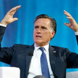 Harry Reid Endorses Mitt Romney for 2020 Republican Nominee for President