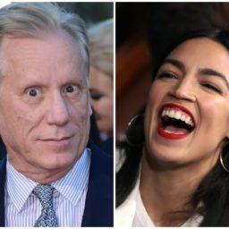 James Woods: Alexandria Ocasio-Cortez 'Most Dangerous Person in America Right Now'