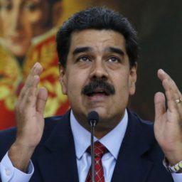 Maduro Pauses Anti-Trump Rant to Urge Americans to Keep Buying Venezuelan Oil