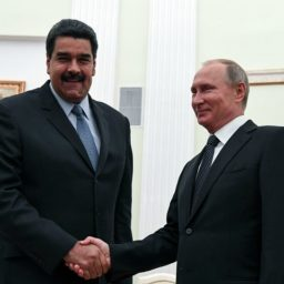 Maduro: Venezuela Will Deepen Military Relationship with Russia Amid Unrest
