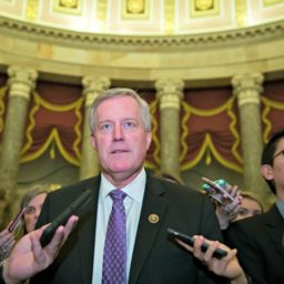 Mark Meadows: 'Executive Action Very Much' Under Consideration if Congress Cannot Secure the Border