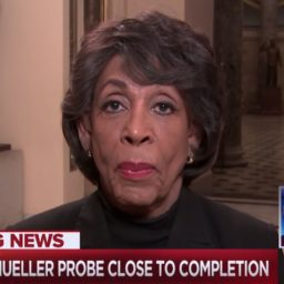 Maxine Waters: I Have No Proof, But I Believe Manafort Was a Russian Plant in the Trump Campaign