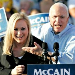 Meghan McCain: I Hate America Without My Father's Leadership