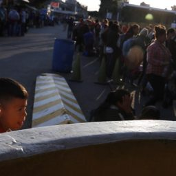Migrant Caravan Swells to 12,000 at Mexico's Southern Border