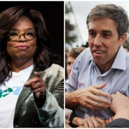 Oprah Invites Beto O'Rourke to Star-Studded Live Q&A Event