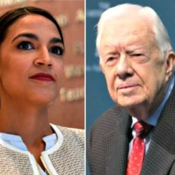 Pinkerton—Alexandria Ocasio-Cortez, Meet Jimmy Carter: He Also Saw Energy Policy as 'War'