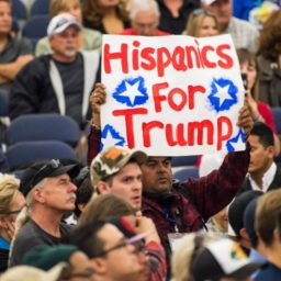 Poll: Trump's Support Among Hispanics Soars Amid Fight for Border Wall