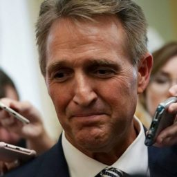 Report: Jeff Flake in Discussions to Join CBS News
