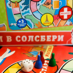 Russian Board Game Mocks Skripal Nerve Agent Attack