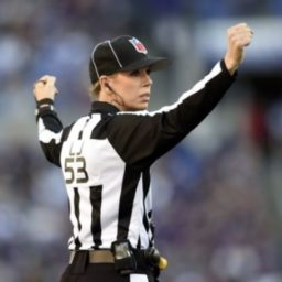 Sarah Thomas to Become First Female Official to Referee a Playoff Game