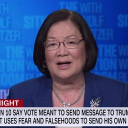 Sen. Hirono: It's 'Appalling' Trump Would Even Consider Another Shutdown