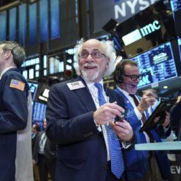 Stocks Close Sharply Higher: Best Four Week Stretch Since 2011