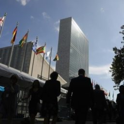Survey: One in Three U.N. Employees Have Suffered Sexual Harassment