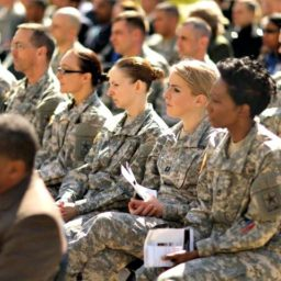 Too Few Young Americans Signing Up to Serve, Commission Says