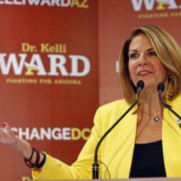 Trump Ally Kelli Ward Takes Over Arizona GOP as Chair in Surprise Upset Against Establishment