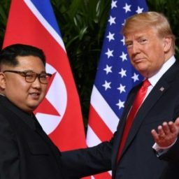 Trump, North Korean Envoy Agree to Kim Summit at 'End of February'