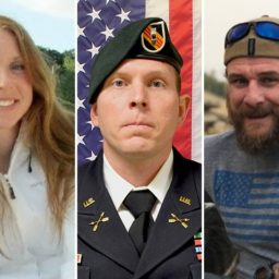 U.S. Military Identifies Three Americans Killed in Syria Attack