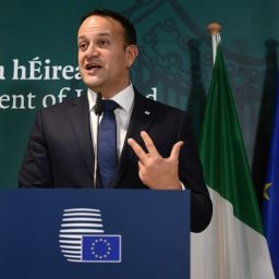 Varadkar Told to 'Dial Down the Rhetoric' over Irish Border Comments