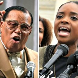 Women's March Co-Chair Tamika Mallory Refuses to Acknowledge Israel's Right to Exist