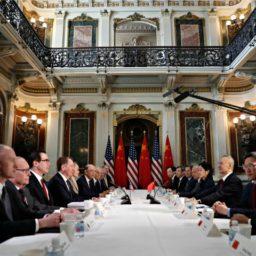 8 Days to Tariffs: U.S.-China Trade Talks Kick Off in D.C.