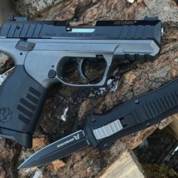 Benchmade Knife Company Helps Oregon City Police Destroy Firearms