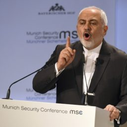 Iran's Zarif: Cannot Rule Out Possibility of War with Israel