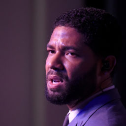 Jussie Smollett Once Pleaded No Contest to Providing False Info to Authorities