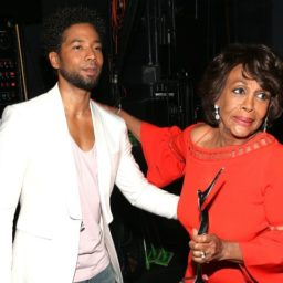 Maxine Waters on Jussie Smollett: 'I Would Be Disappointed' if It's a Hoax