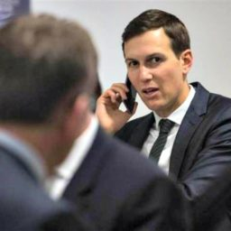 McClatchy: Jared Kushner Asks Business for Immigration Plan