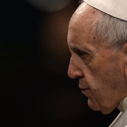 Pope Says Those Who Accuse the Church Are Friends of the Devil