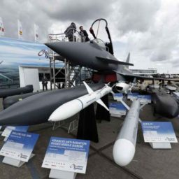 Weapons Manufacturer BAE Systems Condemns Violence, Embraces 'Diversity'
