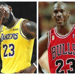 Americans Overwhelmingly Pick Jordan over LeBron As the Greatest Player Ever