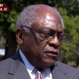 Clyburn Likens Trump to Hitler — 'Biggest Threat to Democracy in My Lifetime'