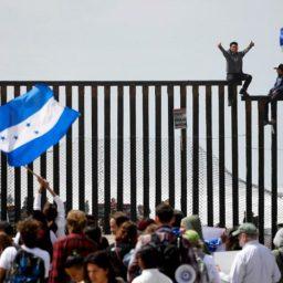 Democrats Slam Trump's Border Wall Request Despite Rising Migration
