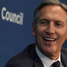 Fox News Will Host 'Town Hall' with Former Starbucks CEO Howard Schultz