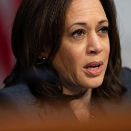 Harris: 'Open' to Discussion on Eliminating Electoral College – 'Need to Deal With' Diminishing Role of Popular Vote