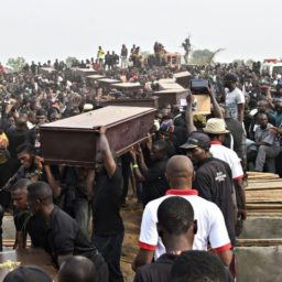 Human Rights Activist: Islamists Murdered 70,000 Christians in Nigeria over Last 20 Years