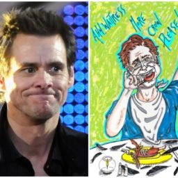 Jim Carrey Reacts to Mueller Report: 'Today We Eat Crow'