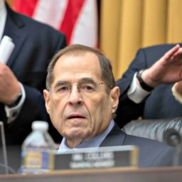 Nadler Has Received 'Tens of Thousands' of Documents in Sweeping Trump Probe